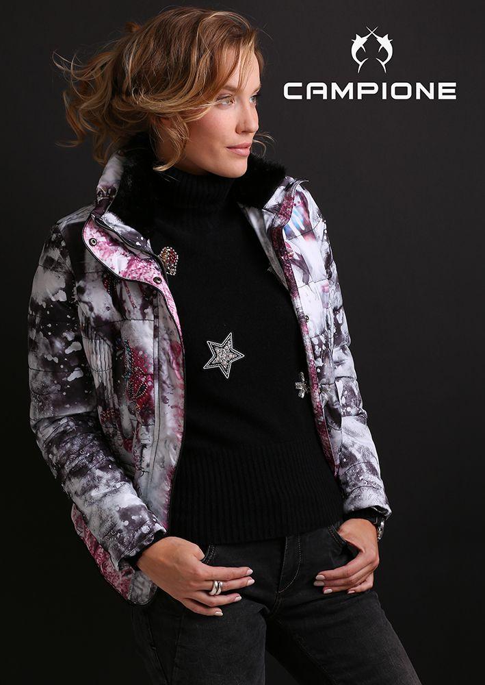 Stilvolle #Damenjacke von LISA CAMPIONE