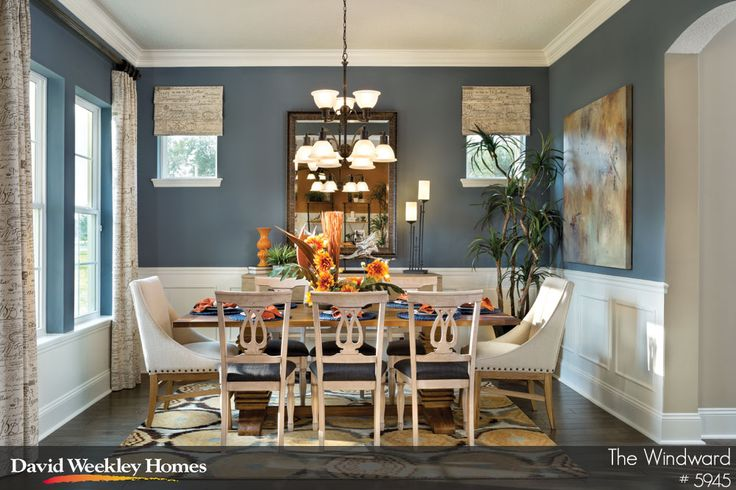 Blue And Grey Living Room Pinterest