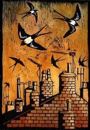 Swallows Return - Julian Jardine
