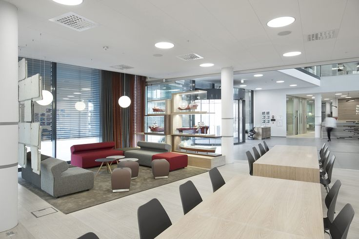 Farstad Shipping - Interior architecture project by IARK