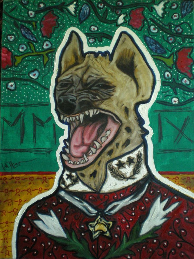 Born to be wild, 60/80cm,oil on canvas, 2010