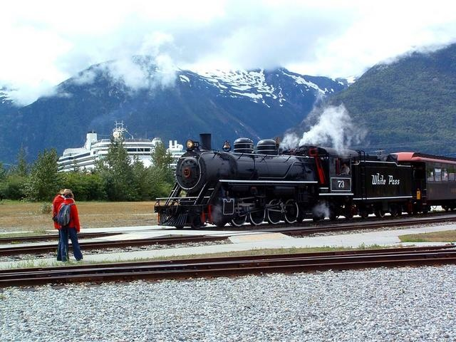 skagway singles Inside passage - day cruise (prince rupert - port hardy) crossing time: varies distance: 274 nautical miles check for service notices schedule in effect:.