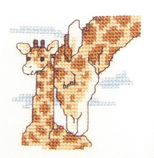 for Me cross stitch animals for baby | Recent Photos The Commons Getty Collection Galleries World Map App ...