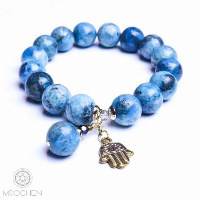 Bransoletka-Pewność Siebie-hemomorfit #yoga #hamsa #yoga_jewelry #Yoga_bracelets