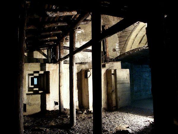 The Underground Town