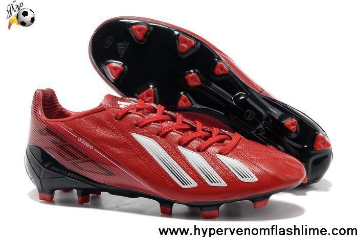 Star's favorite Infrared White Black Adidas F50 adizero TRX FG Soccer Boots For Sale