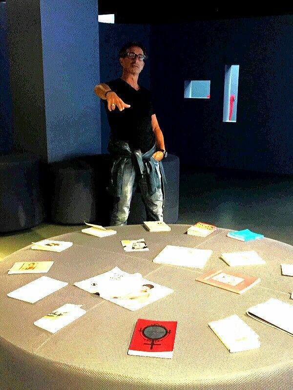 """A Ri Wow!!! .....e' bello scoprire che il mio libro  """"laDonnae'Mobile!             Donne del design""""   edito da Lettera Ventidue, e' stato scelto x la mostra """"W. Women in Italian Design"""" alla Triennale di Milano."""