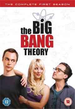 The Big Bang Theory / Dir. Chuck Lorre, Bill Prady. Intèrprets:  Johnny Galecki, Jim Parsons, Kaley Cuoco.