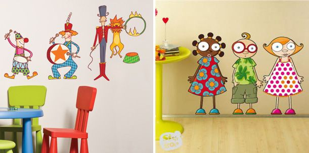 119 best Kids Wall Decals images on Pinterest | Child room, Kids ...