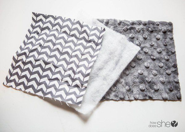 DIY Car Seat Strap Covers - Perfect Baby Shower Gift (1)