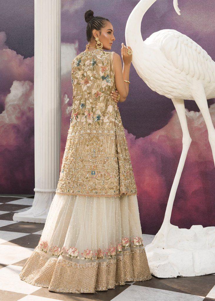 7d9437cc3b3 ... Bridal Collection 2019 - PK Vogue  bridaldress  weddingdress   pakistanibridal  Pakistanistyle  fashion  style  brid…