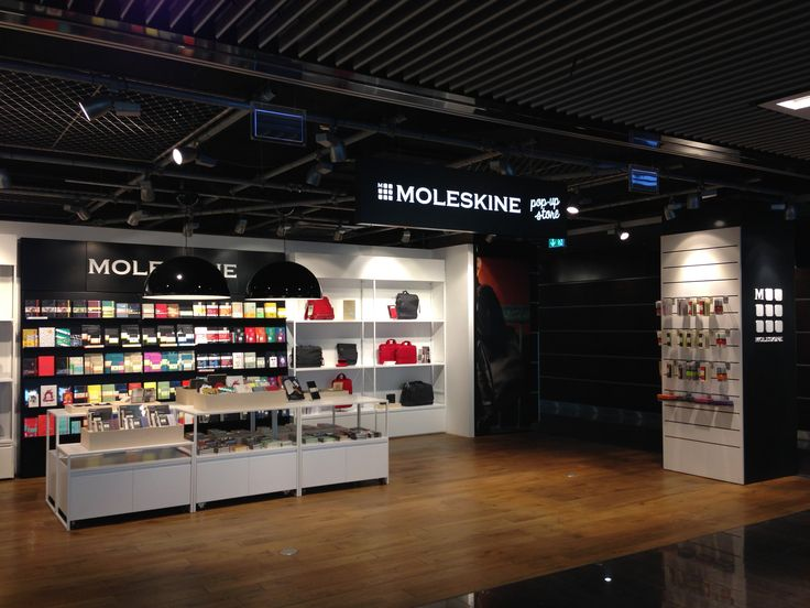 Moleskine Store  Dusseldorf Airport  Gate C, Level 01 5.30 am - 10 pm