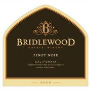 A very nice wine - Bridlewood Pinot Noir: #Wine - Finding Our Way Now