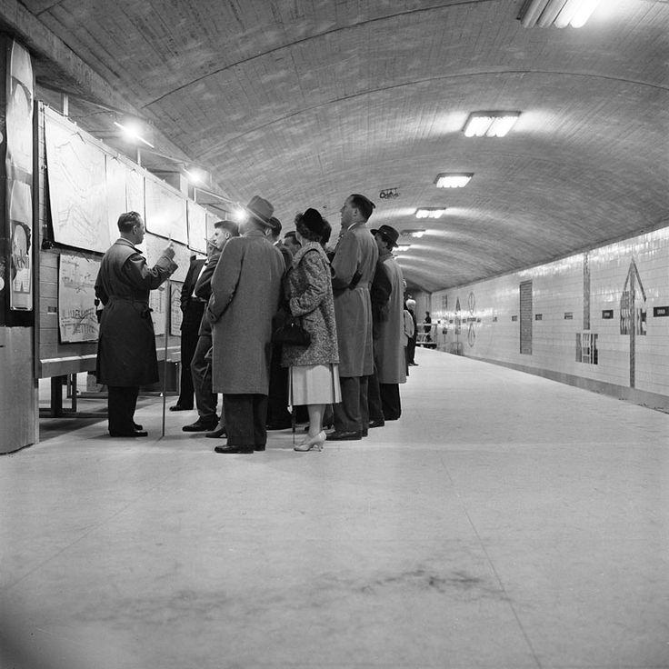 T-Centralen 1957