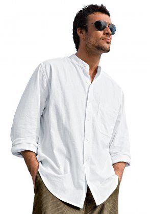 ber ideen zu hemd stehkragen auf pinterest stehkragen polo und blusen. Black Bedroom Furniture Sets. Home Design Ideas