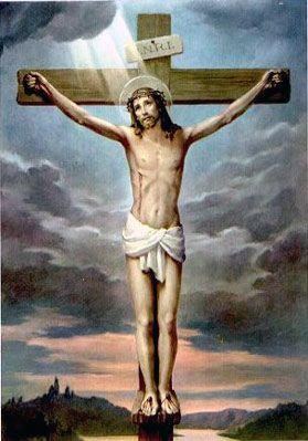 Famous Crucifixion Paintings | Jesus Art Christian Paintings Crucifixion Painting More - kootation ...