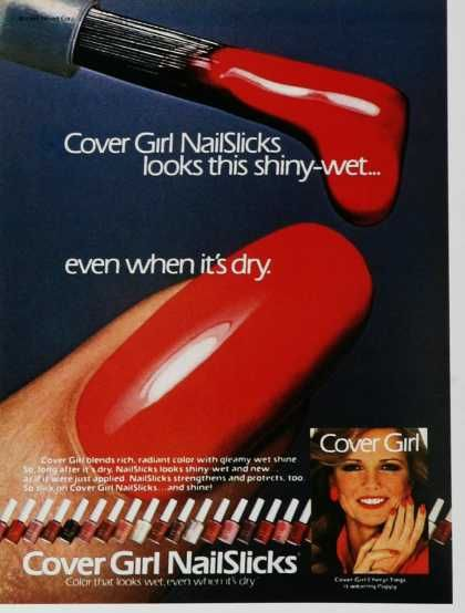 Vintage Beauty and Hygiene Ads of the 1980s (Page 8)