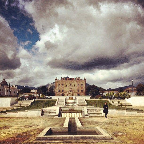 Zisa Castle - Palermo - Sicily - Medieval