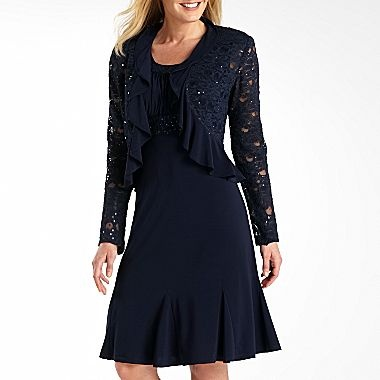 Pin by jcpenney styles on misses petites formal dresses for Jcpenney wedding dresses for guest