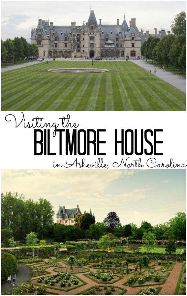 Road trippin to Ashville North Carolina and visiting the Biltmore House!
