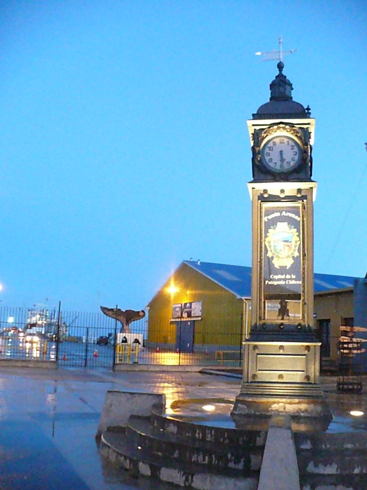Punta Arenas, #Chile | #Travel #Cruise
