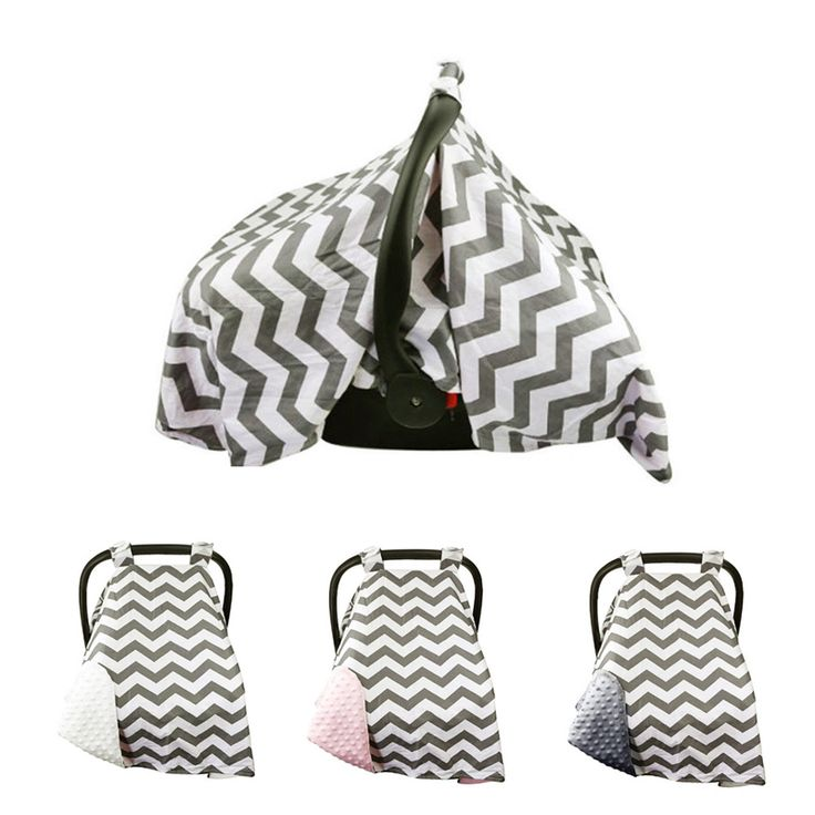 Baby Car Seat Canopy Cover Infant Children Carseat Cover Canopies Cover Blanket