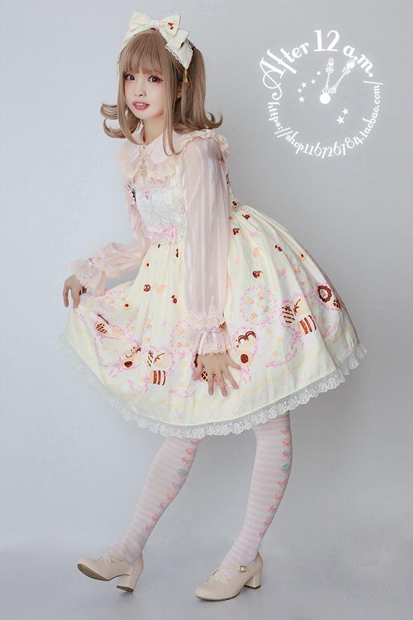 506 best Платья лолита для девочки images on Pinterest ...