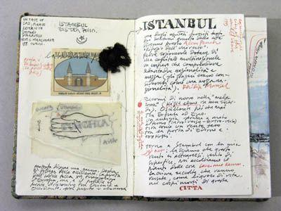 Moleskine: El Nostálgico, Travel Journals, Las Libreta, Art Journals, Moleskine Istanbul, Of The, Travel, Journals Art, Nostálgico Encanto