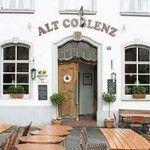 In Koblenz aan de Moezel vind je in het historische centrum de herberg Alt Coblenz van herbergier Joe Wilbert.