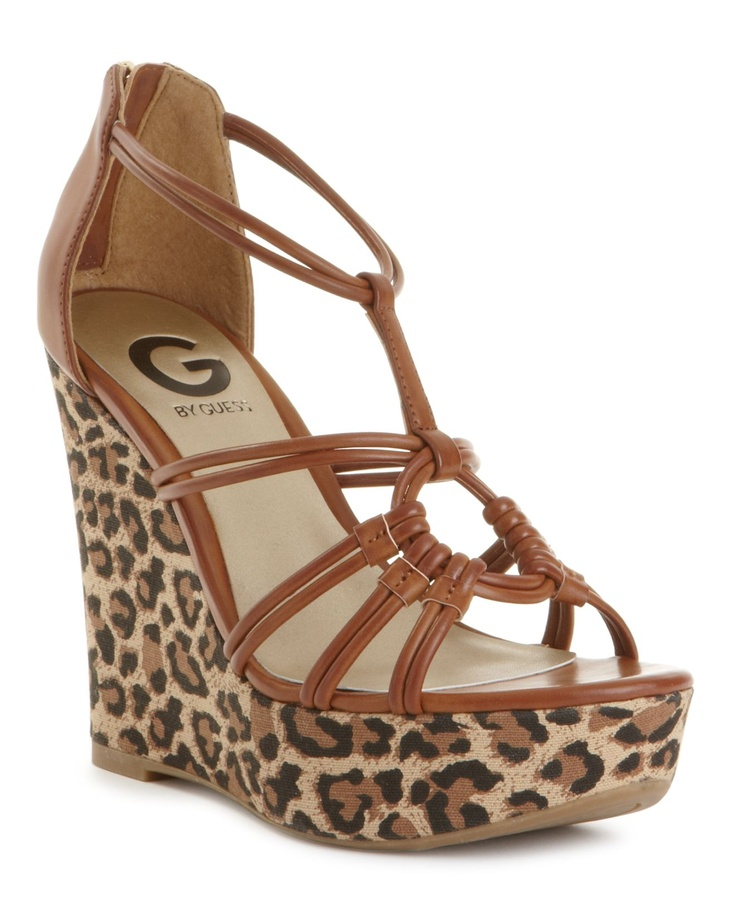 g by guess s shoes divinci wedge sandals juniors