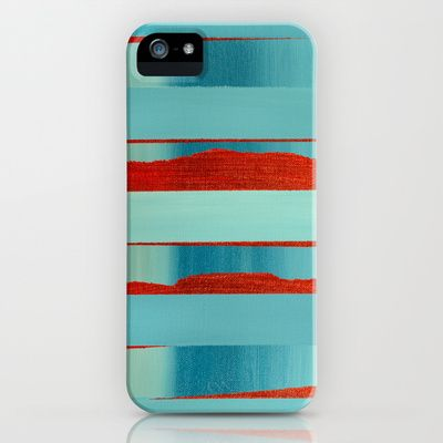 Blue Edge iPhone & iPod Case by Bruce Stanfield - $35.00