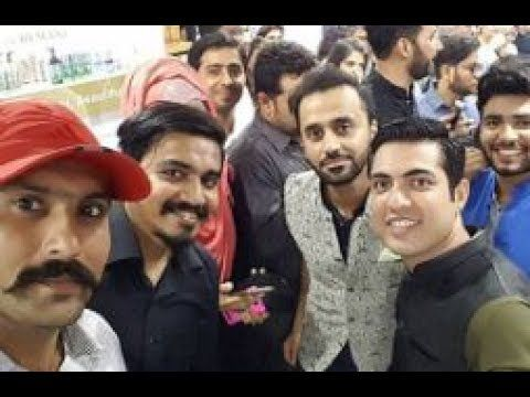Watch Pakistani Dramas Online: Iqrar Ul Hassan and Waseem Badami WB Stores Launch...