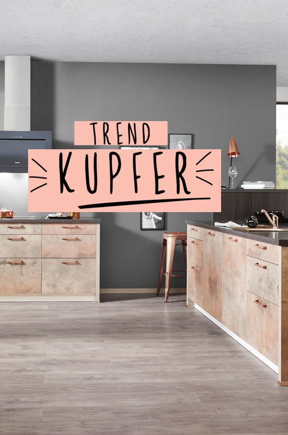 48 best Kupfer Küche images on Pinterest | Kitchen ideas, Live and ...