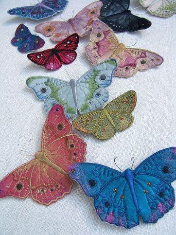 Butterflies by Vikki Lafford Garside