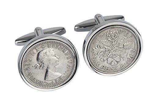 50th Birthday-1965 England Cufflinks- 50th year anniversary gift -Silver Gift Box Birthday Cufflinks http://www.amazon.co.uk/dp/B00BDR7Z2A/ref=cm_sw_r_pi_dp_Lnbgvb0Q0ANRQ