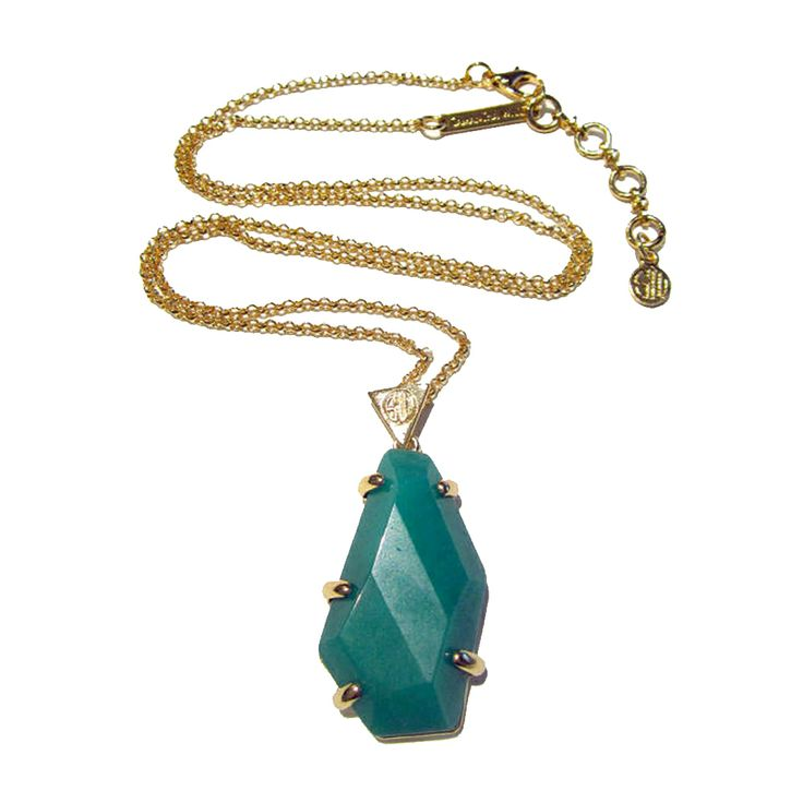 SAMANTHA WILLS - MOCHA EXCLUSIVE ROMANCING THE STONE NECKLACE - GOLD