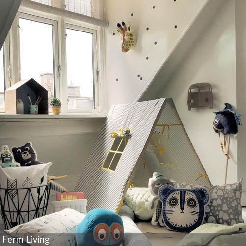 spielh hle f r kinder kid interiors and kids rooms. Black Bedroom Furniture Sets. Home Design Ideas
