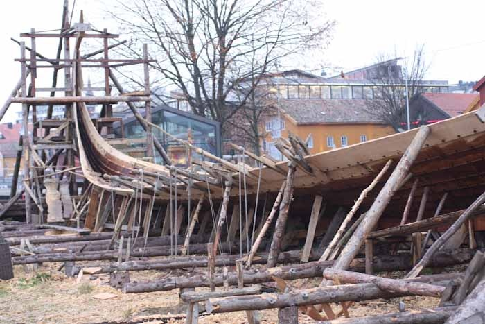 how to build a viking ship pdf