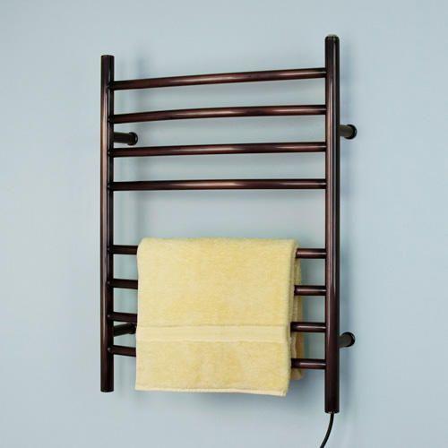 "24"" Rivergrove Curved Plug-In Towel Warmer -"