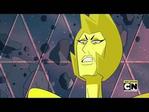 Steven Universe   Message Received Yellow Diamond