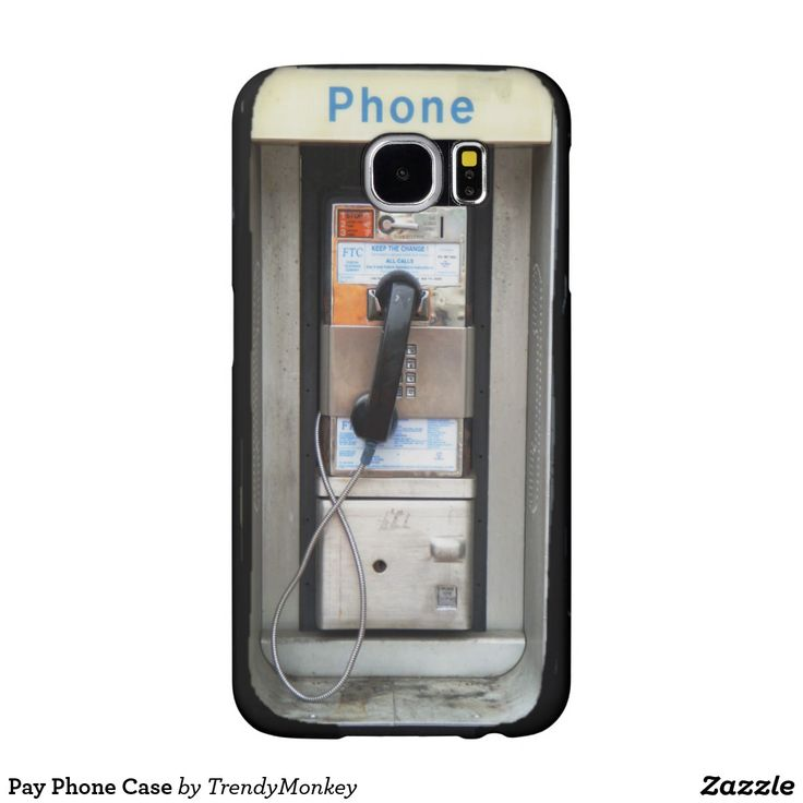 Pay Phone Case