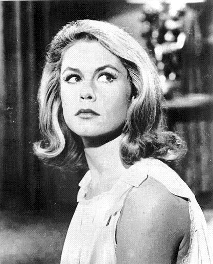 Elizabeth Montgomery, Bewitched.