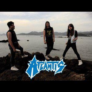 ATLANTIS: Banda libera capa e tracklist do novo EP #Atlantis #HotterThanaBurnigChurch #SangueFrioProduções