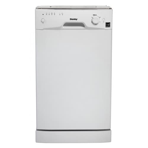 Countertop Dishwasher Best Buy Canada : 18 built in dishwasher white danby 18 built in energy star dishwasher ...