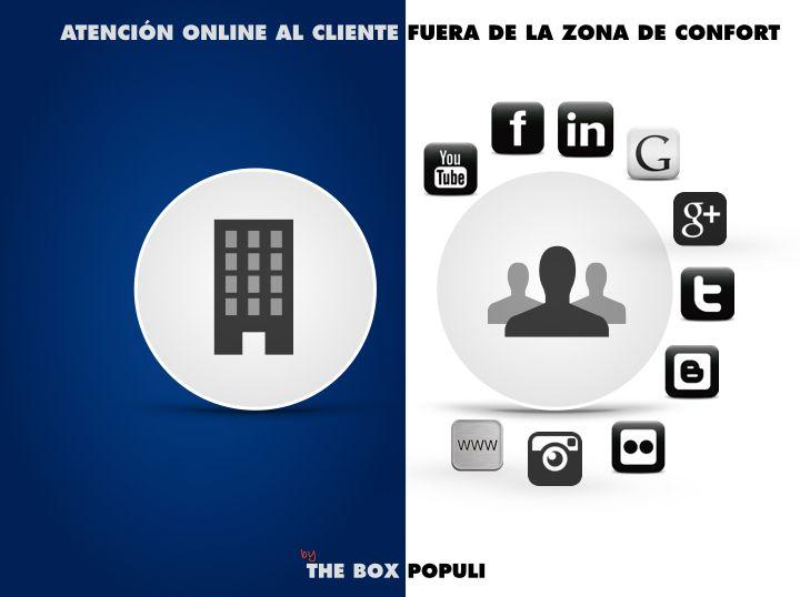 La importancia de tener un departamento de atención al cliente online. ¿Escuchas de forma proactiva en tus redes? Enlace al post: http://bit.ly/atclienteonline