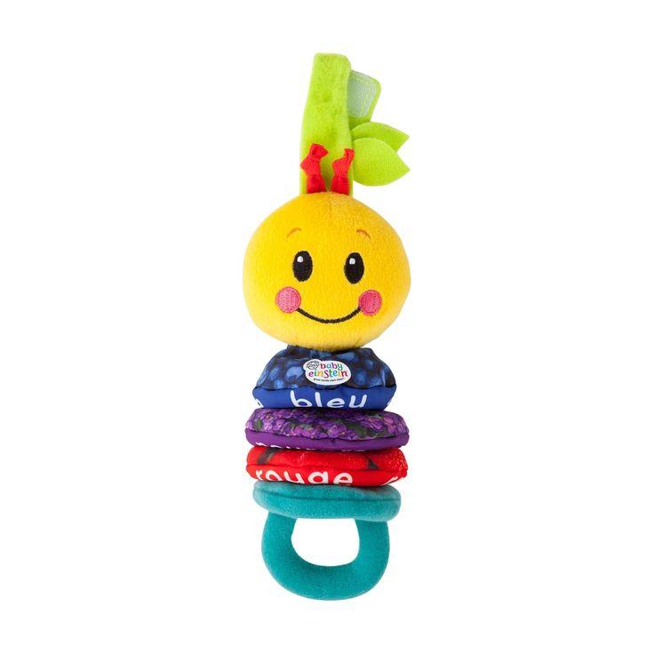 Baby Einstein Carry Along Caterpillar Toy