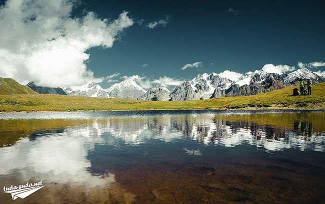 Озера Корульди Сванетия