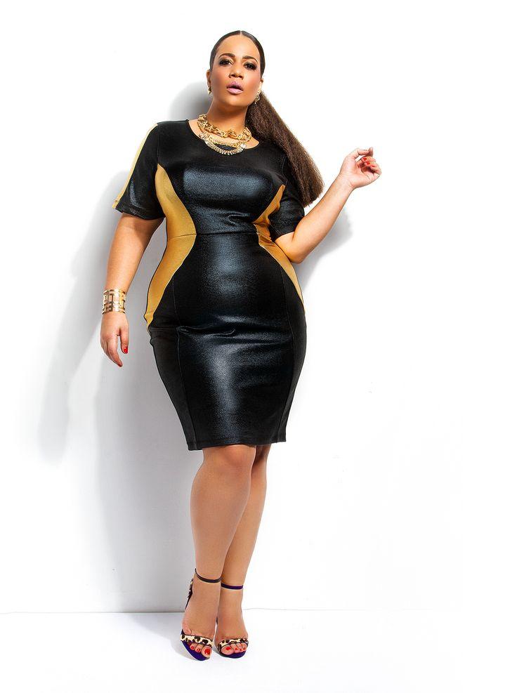 Monif c black dress pumps