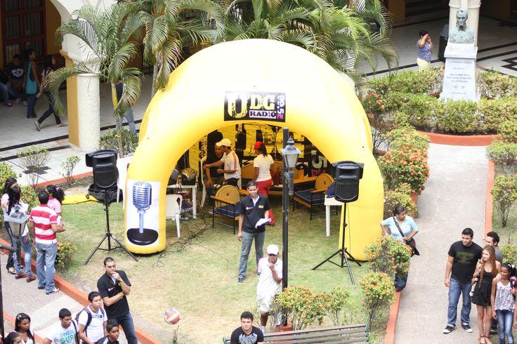 Factor 4: Procesos Académicos. Celebración 3 años de Entretiempo de UdeC Radio. #Unicartagena #ComunicaciónSocial