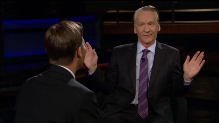 White Habitual Line-Stepper Bill Maher Calls Himself 'House Nigger' on Live TV